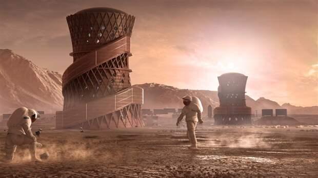 Жизнь на Марсе может вызвать деменцию