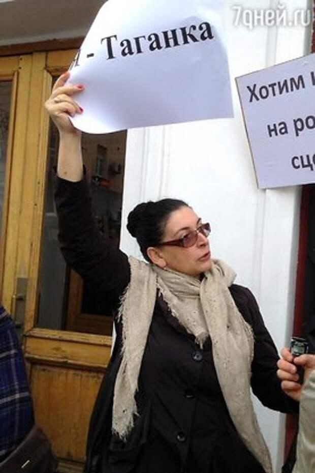 СМИ узнали детали крупного скандала Апексимовой с режиссёром