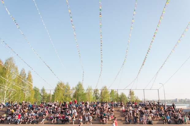 Жители Ижевска пожаловались на громкую музыку в парке Кирова