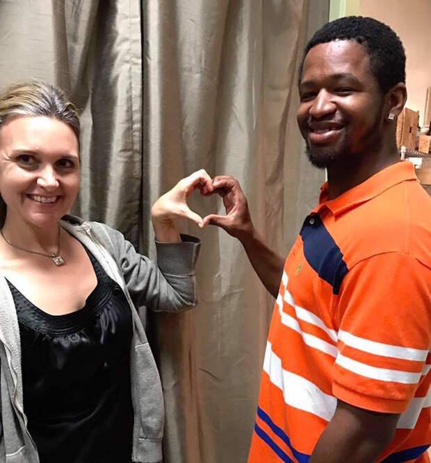 Как доброта одной женщины навсегда изменила жизнь бездомного