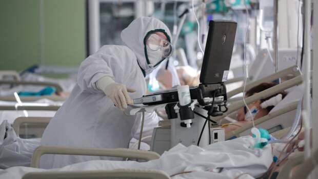 Более пяти миллионов случаев заражения COVID-19 зафиксировано в России с начала пандемии