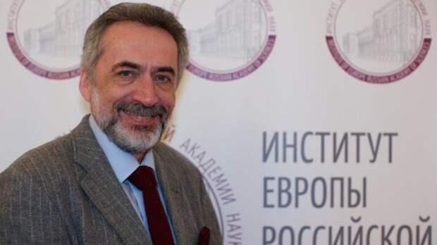 Руководитель Центра германских исследований Института Европы РАН Владислав Белов