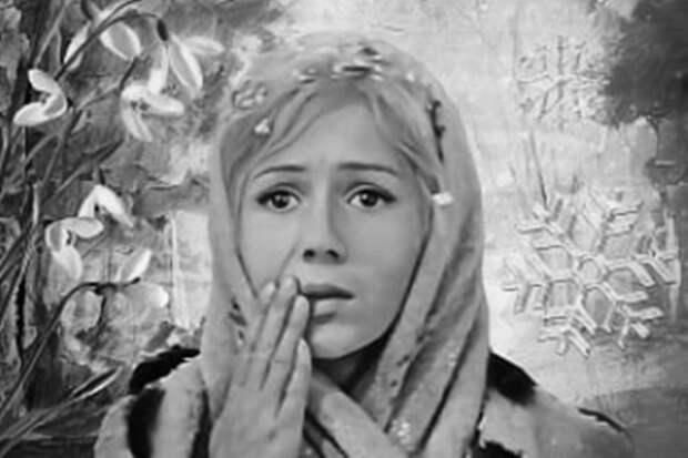 Умерла звезда фильма «12 месяцев» Наталья Попова