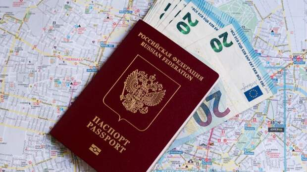 Какие четыре страны чаще всего выбирают россияне для миграции