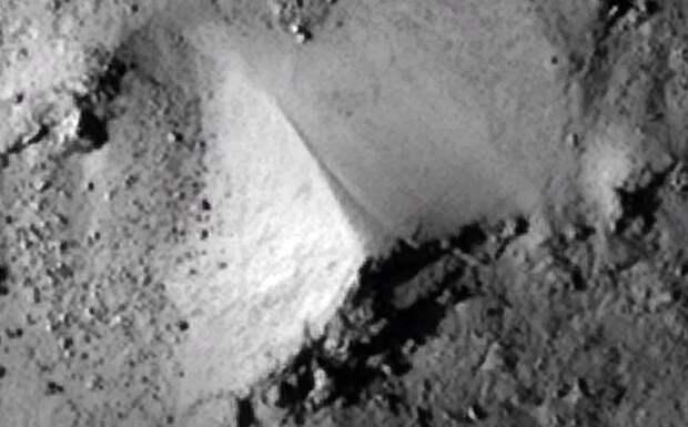 На Марсе обнаружены древние руины (ВИДЕО)