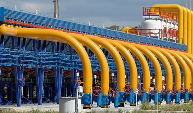 Рекордный объем газа накопила Украина вподземных хранилищах
