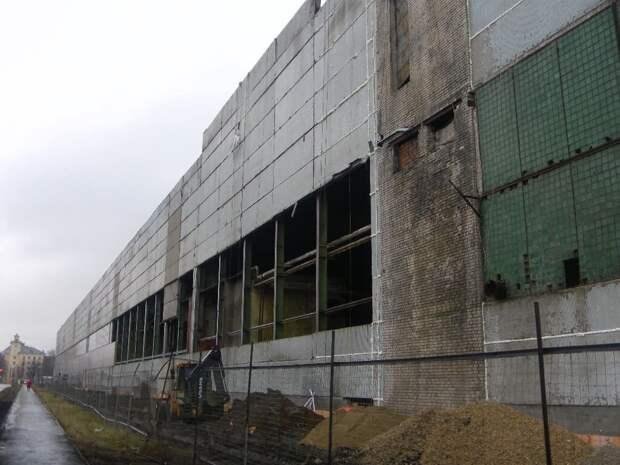 Еще один разваленный машиностроительный завод возрождается. Уже есть первая продукция