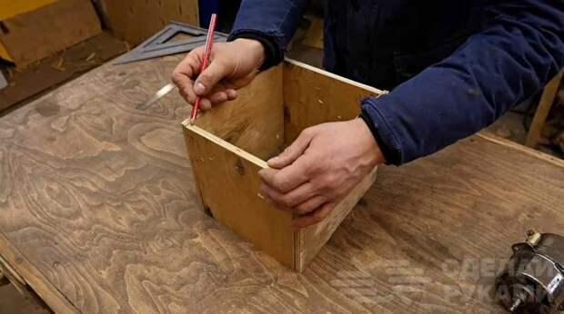 Самодельный станок для резки тонкого листового металла