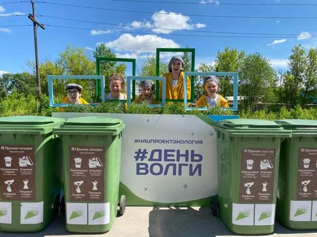 Активисты очистили берег реки Борзовки в Нижнем Новгороде
