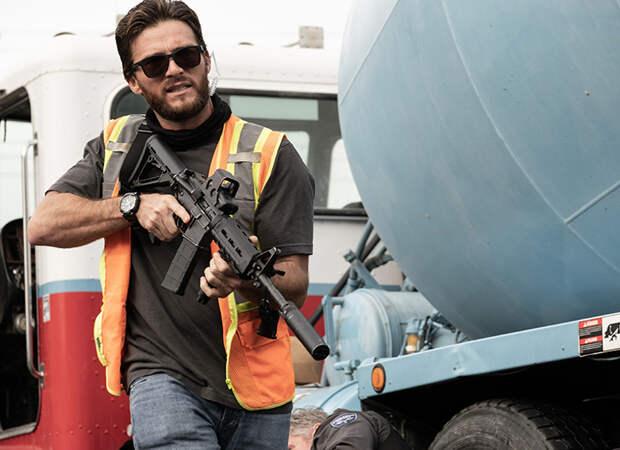 """Скотт Иствуд о работе с Гаем Ричи: """"Он не """"голливудский"""" режиссер"""""""