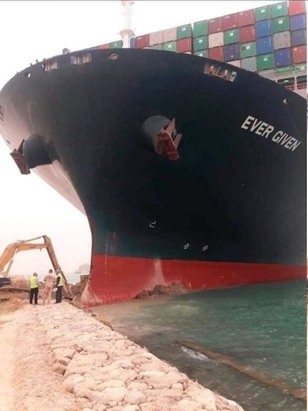 Эксперты: блокировка Суэцкого канала будет иметь ограниченный эффект на цену нефти