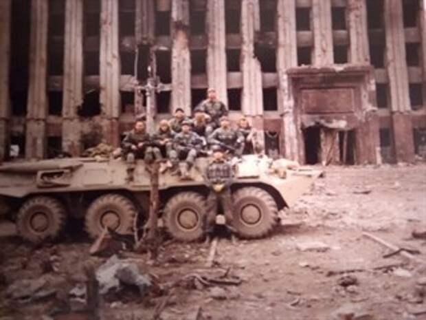 Первой чеченской 26 лет. Как воевал челябинский СОБР