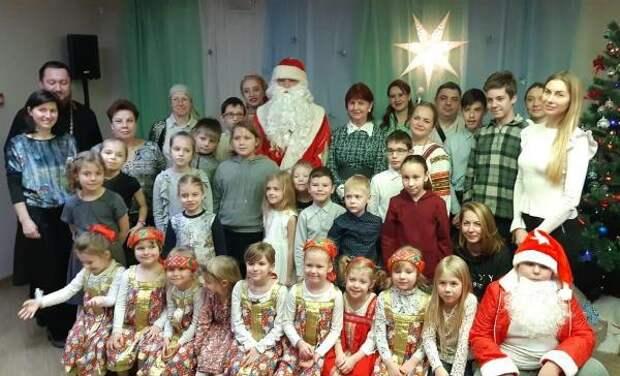 Детский творческий фестиваль прошел в Соколе