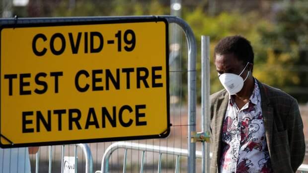 За сутки в Британии зафиксировали 2657 случаев коронавируса