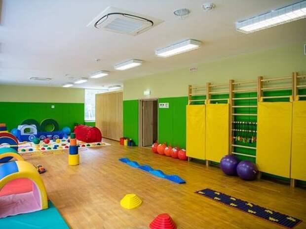 Детский сад на 275 мест построят в ТиНАО