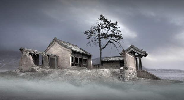 Исчезающие деревни Китая