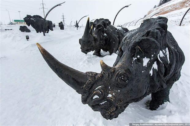 Мамонты из Ханты-Мансийска