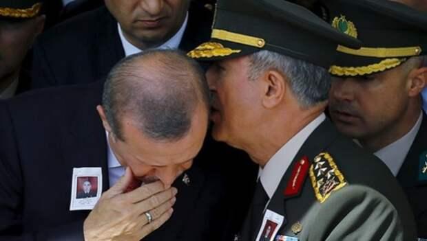 В Турции из-за противоречий с РФ по Сирии грядёт раскол власти