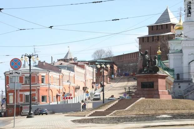 Нижний Новгород вошел в ТОП-10 самых патриотичных городов России