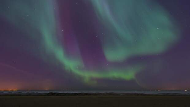 Американские физики выяснили природу возникновения северных сияний