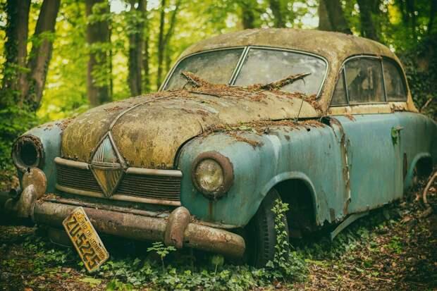 Что происходит когда автомобиль долго стоит на улице. Что будет если редко ездить.