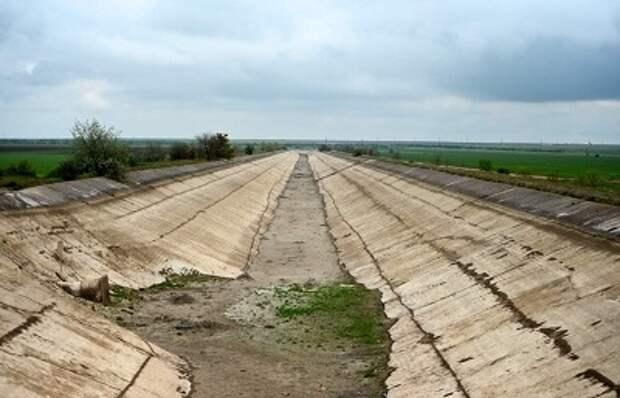 ООН должна дать оценку водной блокаде Крыма