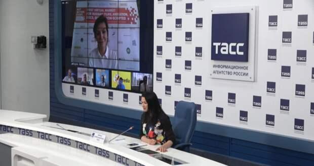 В первом международном онлайн-рынке российского аудиовизуального контента примут участие 120 компаний