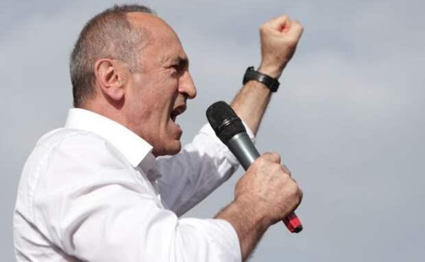 Экс-президент Армении заявил опровале политики власти