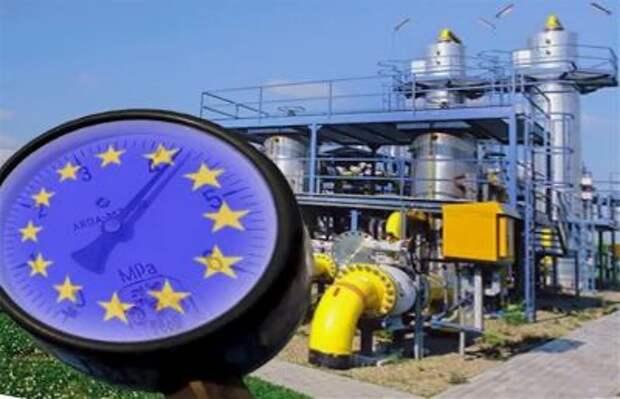 """""""Газпром"""" видит хорошие перспективы спроса на свой газ в Европе в 2021 году"""