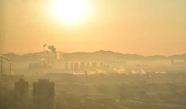 Смог от лесных пожаров в Челябинской области распространился в Башкирии