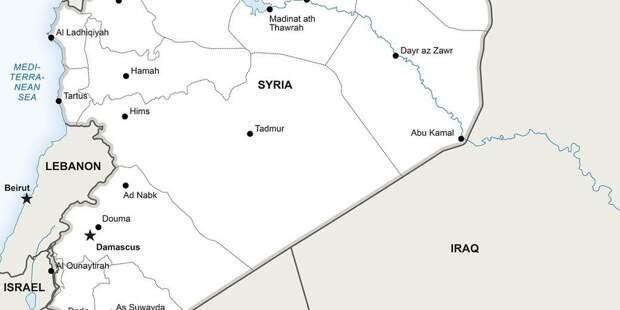 Армия США наращивает силы на северо-востоке Сирии
