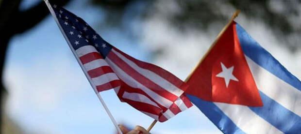 Китайцы разбивают фантазии США о госперевороте на Кубе. Александр Роджерс
