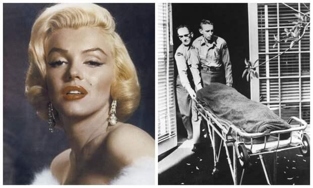 Записки гробовщика: мрачные подробности о состоянии тела Мэрилин Монро после ее смерти