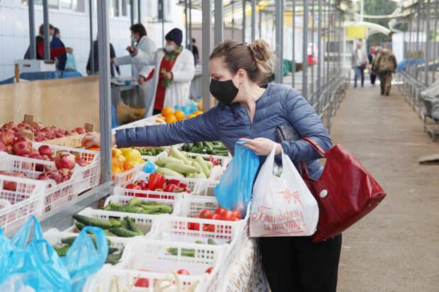 В Краснодаре откроются 14 ярмарок с бесплатными торговыми местами для фермеров