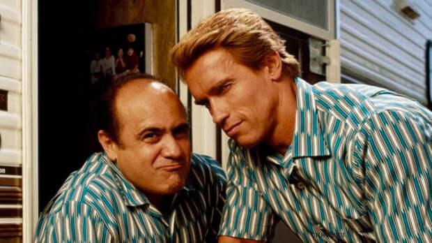 Арнольд Шварценеггер и Дэнни ДеВито снова сыграют вместе в продолжении комедии «Близнецы»