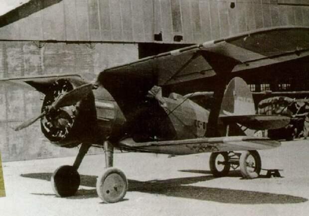 Рассказы об оружии. Истребитель И-15 истребитель И-15, рассказы об оружии, страницы истории