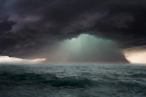 Тайфун «Майсак» угрожает жителям Приморья