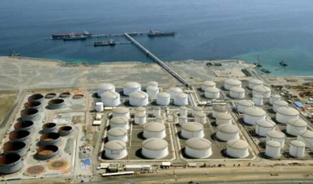 Оман создает крупнейшее нефтехранилище наБлижнем Востоке
