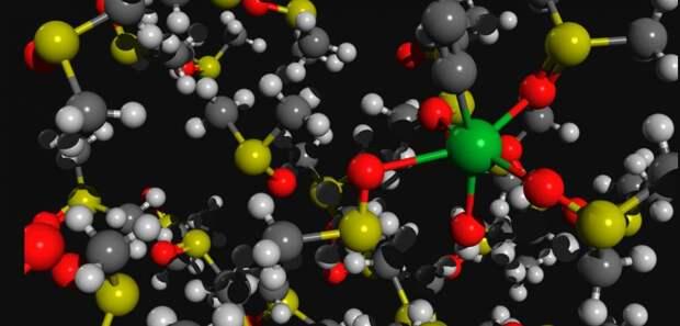 Ученые обнаружили новый вид химической связи