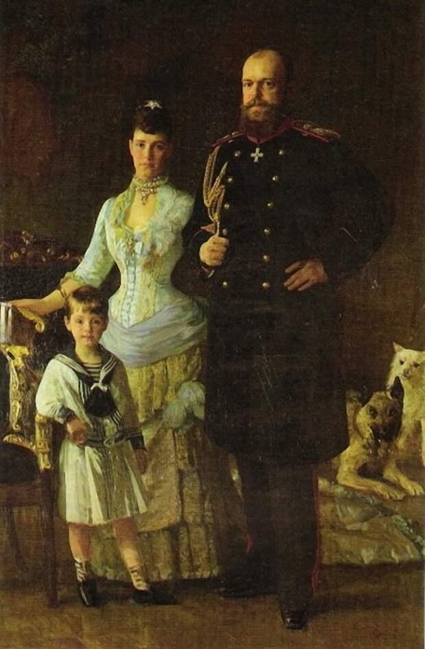 В каких условиях рождали наследников императрицы России