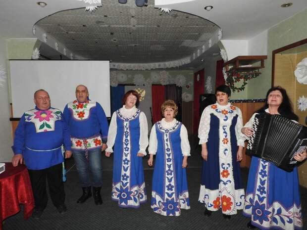 В селе Восход почтили память Владимира Ивановича Криворотова