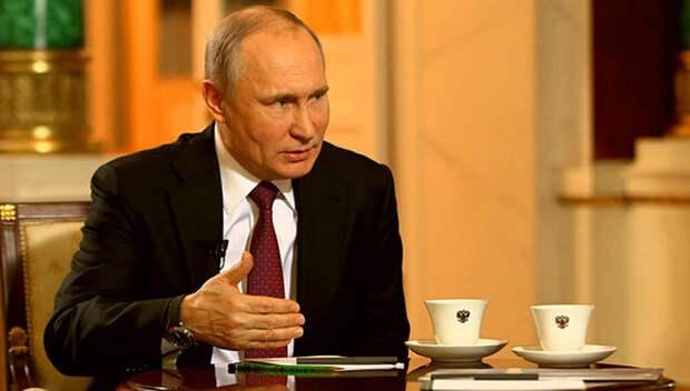 Короткий эпизод из интервью Путина, вызвавший настоящий шквал пророссийских настроений в Германии...