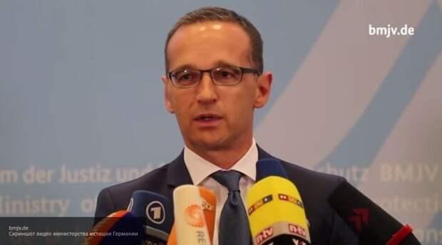 Глава МИД Германии Мас выступил против вывода ядерного вооружения США из страны