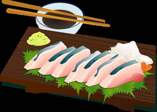 Суши, Сашими, Палочки Для Еды, Культура, Рыбы, Сырье
