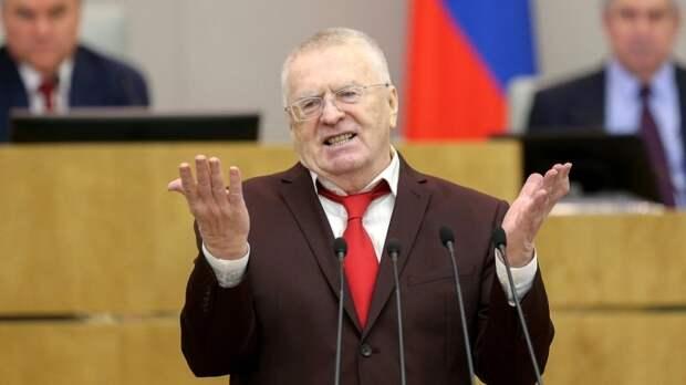 Жириновский: Ельцин победил на выборах 1996 года из-за спонсирования США