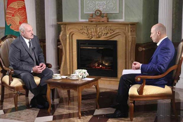 Лукашенко рассказал о войне за Крым и своем разговоре с Шойгу