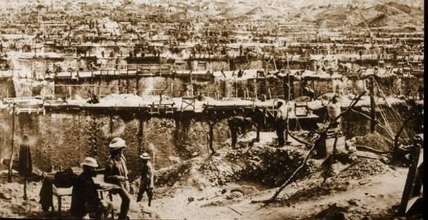 Как отрабатывались технологии черного пиара: De Beers против опалов