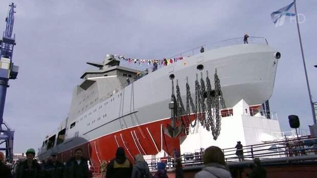 Страна боевых ледоколов