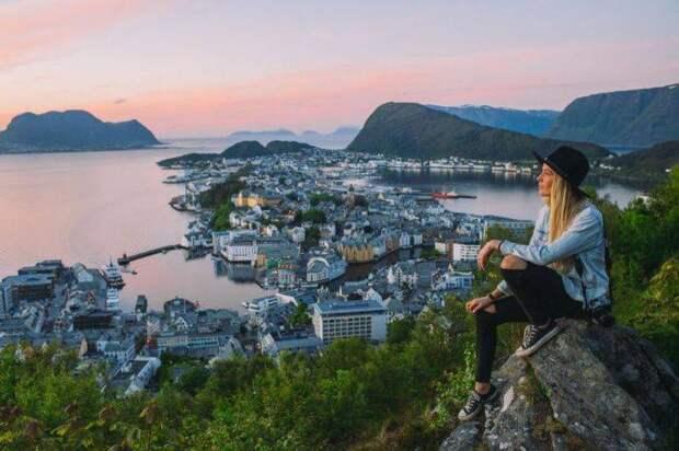 Прошел уже год с того момента как я переехала из Украины в Норвегию