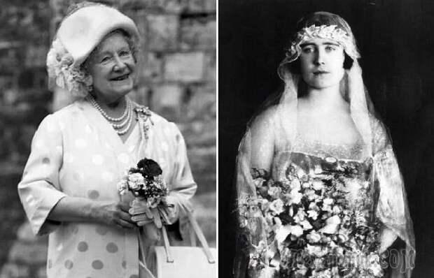 Королева-мать Елизавета